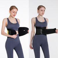 Esportes Fitness Cinturão Feminino Corpo Fino Respirável Cintura Running Pós-parto Abdominal