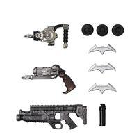 Fabrik Direct Sales Justice League MAF 064 Batman Taktischer Anzug Ver. Action Puppenhandbüro