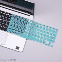 Silicone Laptop Keyboard Skin Cover Protector For Asus ROG Zephyrus G14 GA401 GA401ii GA401iu GA401iv 14-inch Gaming Notebook Covers