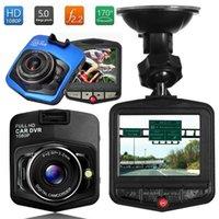 """170 درجة واسعة الزاوية dashcam HD 2.4 """"تثبيت الصورة البصرية سيارة dvr فيديو مسجل سيارة القيادة G- الاستشعار داش كام كاميرات الفيديو"""