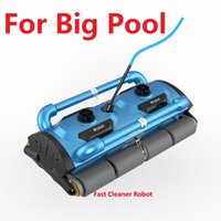 Vacuum Cleaners Remote Control Intelligent Robotic Swimming Pool Robot Cleaner Which Is For Big 1000-1500M2,Climb Wall Cleaning