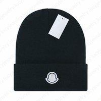 Designer Beanie Knit Cap Drilho Capas Moda Inverno Resistente ao Cold-Resistente Cabelo Quente Chapéus Respirável Chapéu 13 Cor Top Qualidade