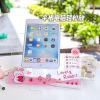 Cosmetic Bags & Cases Ins Reusable Transparent Acrylic Cartoon Message Memo Note Board For Sticky Notes Ipad Phone Holder Desktop Plastic De