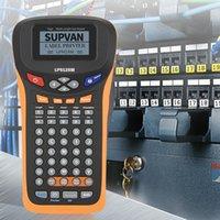 Supvan LP5125M impermeável adesivo rotulagem máquina de impressora portátil portátil fita adesiva automática Impressoras cortadas completas