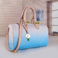 Retro Büyük Kapasiteli Omuz Çantaları Kadınlar Için Seyahat Alışveriş Ünlü Marka Çanta Crossbody Çanta Bayanlar