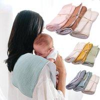 Towel Baby Face Baby's Bath Handkerchief Cotton Burp Cloth Soft Absorbent Gauze Kindergarten Towels