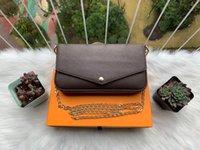 Hohe Qualität Mode Umhängetasche Crossbody Womens Handtaschen Tote Geldbörsen Brieftaschen Kartenhalter Handtasche Mini Bags Brieftasche