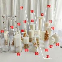 ديي سيليكون جميع أنواع الأشكال العفن شمعة العفن أدوات ديي أدوات الخبز 7 ألوان قالب المطبخ أنماط مختلفة HWE9398
