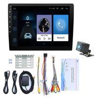 Car GPS & Accessories 9 Inch 2DIN Android Multimedia Player Autoradio Bluetooth WIFI Stereo Radio MirrorLink Audio Camera