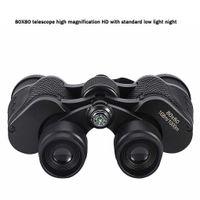 Binoculars 80X80 Long Range15000m HD High Power Telescope Optical Glass lens Low light night vision for Hunting Sports scope