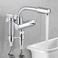 Arrival Basin Sink Faucet Fashion Wall Mounted Single Cold W...