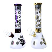 """10.2"""" Approx Excellent Attractive Interesting Glass Water Pipe Cute Water Pipe with Bowl .(14 Mm)"""