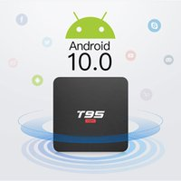 Set-top TV BOX H3 2+16 Android 10.0 HD network Wi-Fi 16GB 2x USB With IR Remote Control Support 24 languages