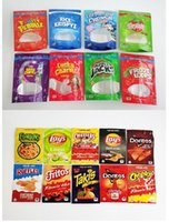Food Snacks Packaging Bag Marshmallow Crunch Apple Jack Peel Ring Edibles Treat Mylar Resealable Gas Plov Infused Fudge Container