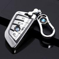 TPU Soft TPU Clé de voiture pour BMW X1 X3 X5 X6 F15 F16 F45 F46 G20 G30 7 Série G11 F48 F39 Couverture Cover Coquille Protecteur Clé Cléchain Accessoires de style