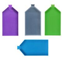 Opbergdozen Bakken Plastic Boorplaat Dienblad met poort DIY Diamant Schilderen Borduurwerk Accessoires Bead Sorteerladen Rhinestone 904 B3