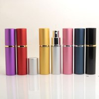 10ml Mini Spray Perfume Bottle Travel Empty Cosmetic Container of toner, Pure Dew, Atomizer Refillable Bottles FWB7148