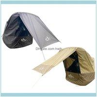 المشي لمسافات طويلة الرياضة Outdoorscar جذع خيمة ظلة ماء الخياطة الظل الظل المظلة للقيادة الذاتي جولة الشواء الخيام التخييم في الهواء الطلق و هي