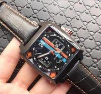 جودة عالية ماركة carrera هايوير الميكانيكية التلقائي مشاهدة الرجال الفاخرة الرجال الرياضة الساعات الشهيرة مصمم الأزياء ساعة اليد الميكانيكية