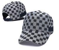 2021 مصمم قبعة بيسبول أزياء رجالي إمرأة الرياضة قبعة للتعديل حجم التطريز كرافت رجل كلاسيكي نمط الجملة