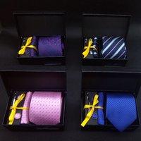 8 سنتيمتر رجل ربطات العنق نقطة corbatas gravata الجاكار التعادل منديل كوف لينك كليب مجموعة بيزلي البولكا ستوكات الزفاف الخاصة