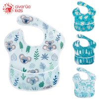 Bibs & Burp Cloths 1 Pcs Waterproof Baby Feeding Bibs, Washable Stain And Odor Resistant, Cute Designs For Toddler Infnats