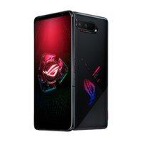 "Original Asus Rog 5 5G Handy Gaming 8 GB RAM 128 GB ROM Snapdragon 888 64MP NFC OTG 6000MAH Android 6.78 ""Am gelöster Vollbild-Fingerabdruck-ID Gesicht Smart-Handy"