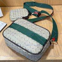 Kadın Crossbody Çanta Messenger Çanta Çanta Tasarımcılar Omuz Lady Deri Çanta Kadın Lüks Yüksek Kaliteli Bayanlar Kılıf Klasik Baskı Borse Sling Sırt Çantası