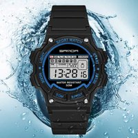 2021 New Outdoor Military Watch for Men Sport Waterproof Wristwatch Men's Watches Male Clock Dual Display Wristwatches Army Hour G1022