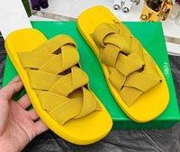 المطاط lido النعال أحذية رياضية طبقة مزدوجة الصنادل شقة شاطئ أحذية في الهواء الطلق تمتد bottega السفر حزب المحافظين زلة صندل النعال a1