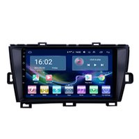 Car Android Radio Video Multimedia Gps Navigation Wifi Bluetooth DVD Player for Toyota PRIUS 2009-2013