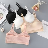 Women U-shaped Seamless Tube Top Bra Beauty Back Sling Strap Wrapped Chest Anti-light Ladies Sports Fitness Underwear #T5P Camisoles & Tanks