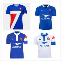 20/21 França Super Rugby Jerseys 2021 Camisetas Maillot de Foot Francês Boln Camisa