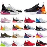 الأصلي 270 رجل المرأة الاحذية 27C الرياضة أسود أبيض سبيرتتي تيل univeristy الأحمر الشاي بيري بالكاد روز 270s أحذية رياضية الأحذية 35-47 # 2021 #