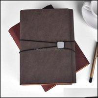 노트 메모장 용품 비즈니스 IndustrialNotepads A5 나선형 바인더 링 노트북 플래너 3 배 일기 agenda filofax travels sketchb