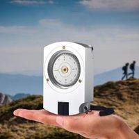 Eyekey Professional Compass Multi Functional Выживание Кемпинг Пешие прогулки портативная карта Измеревшая калькулятор расстояние Открытый калькулятор Наружные гаджеты