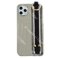 D 2021 럭셔리 패션 케이스 아이폰 13 Pro Max 12 12Pro 12Promax 11 11Pro 11Promax Case 7 8 Plus X XS Xsmax 패브릭 전화 쉘 드롭