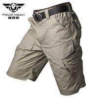 PaveHawk Military Men Summer Casual Shorts Uomini Brand New Board Shorts Quick Dry Traspirante Elastico Vita Abbigliamento Casual Short X0601