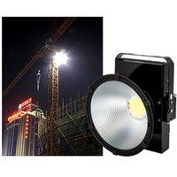 Torre Grua Lâmpada 100-305V 200W 300W 400W 600W 800W 1000W LED Floodlights Alta Baía Industrail luzes Cree Chip luz de inundação Uaalight