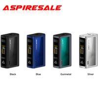 Authentic Geekvape Obelisk 120 FC Mod-in incorporato 3700mAh batteria con schermo a colori TFT da 0,96 pollici e potenza / TC-SS / TCR / VPC / Bypass / modalità OTG
