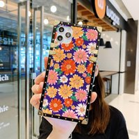 Daisies luxury designer show box phone cases for iPhone 12 11 pro promax X XS XSMAX 7 8 Plus Samsung note20 S21 A51 A71