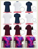 TOP Thai20 21 Home Player version #7 MBAPPE Soccer Jersey 2021 2122 Third away #10 shirt VERRATTI CAVANI Football uniforms