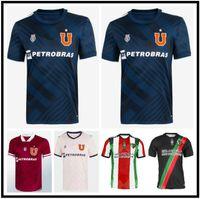 2021 Filistino Deportivo Futbol Jersey Şili League Benegas Jimenez Futbol Gömlek Camiseta De 21 22
