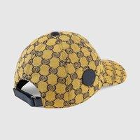 Женский многоцветный холст бейсбольные шапки дизайнеры шапки шляпы мужские встроенные шапочки мода Fedora мужчины красочные Casquette Beanie Bonnet