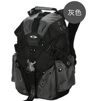Backpack Fashion Super Fire Double Shoulder Bag Men's Trend Outdoor Personality Business Handsome And Versatile Street
