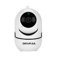 AI WIFI كاميرا 1080P اللاسلكية الذكية عالية الوضوح كاميرات IP الروبوتات الذكية تتبع السيارات من مراقبة أمن الوطن الإنسان من Xiaomui YouPin