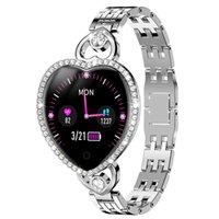 T52 الذكية ووتش النساء السيدات العروس سوار ساعة الرياضة smartband النوم عن بعد الكاميرا ضغط الدم في الوقت الحقيقي القلب معدل مراقبة اللياقة تعقب فتاة smartwatch