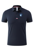 Le Havre AC erkek Polo Yaz Yumuşak Moda Tasarım Rahat Hızlı Kuru Yetişkin Futbol T Gömlek Kısa Spor Giysileri