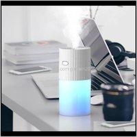 الزيوت الأساسية الناشرات منتجات مصغرة USB سيارة المرطب سطح المكتب لمكتب المنزل استخدام بلدي المتوهجة كأس الإبداعية ضوء الليل كتم هدية 4ZPJU