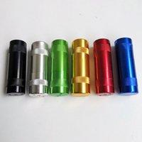 N2O 알루미늄 합금 크림 Whipper 충전기 알루미늄 NOS 크래커 고품질 흡연 파이프 YLTSHOT 판매